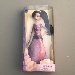NWT Disney Hercules Megara Doll